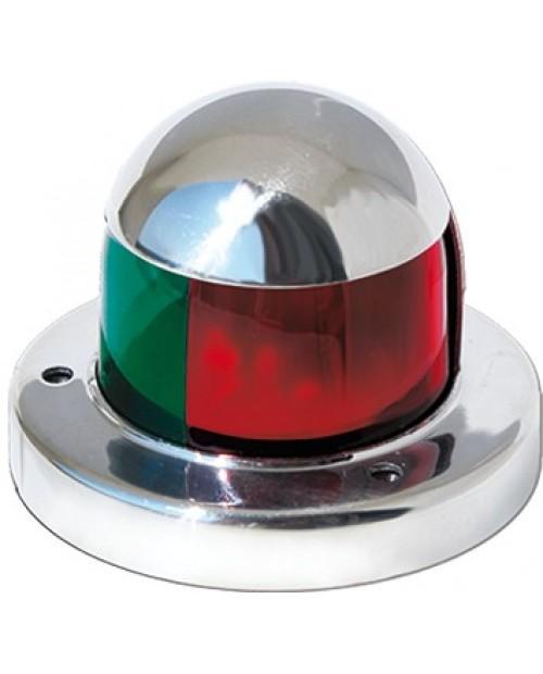 Lumina navigatie led inox bicolora
