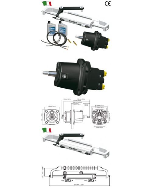 Sistem hidraulic ULTRAFLEX GOTECH pana in 115 CP