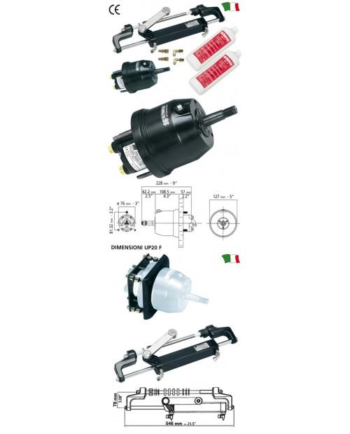 Kit hidraulic pentru motoare outboard pana in 150 CP