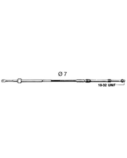 Cablu  acceleratie C16