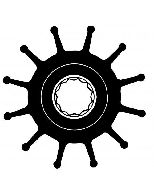 Rotor pompa apa Jabsco