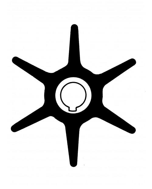 Rotor pompa apa OMC 3/4/5/6 HP