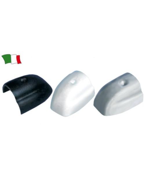 Terminatie  nylon profil U cauciuc 55 mm
