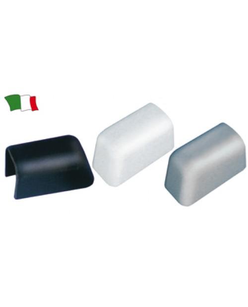 Terminatie  nylon profil cauciuc 40 mm