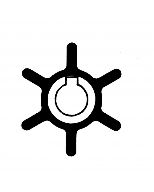 Rotor pompa apa OMC 1.5/4/6 HP