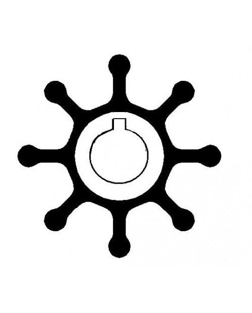Rotor pompa apa 4568