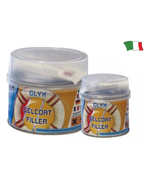 Kit reparatie gelcoat GLYX