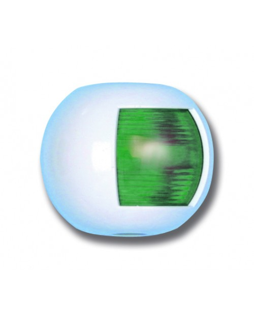 Lumina de navigatie verde