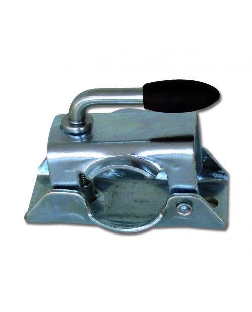 Suport ajustabil roata manevra D=48mm
