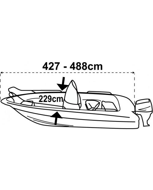 Husa barca XS