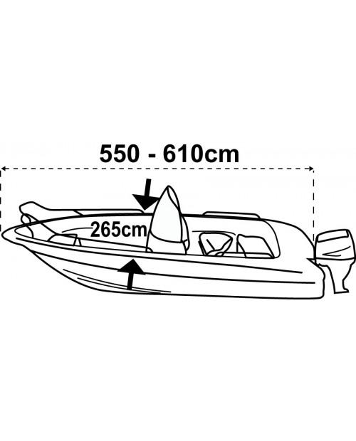 Husa barca L